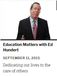 Education Matters with Ed Hundert