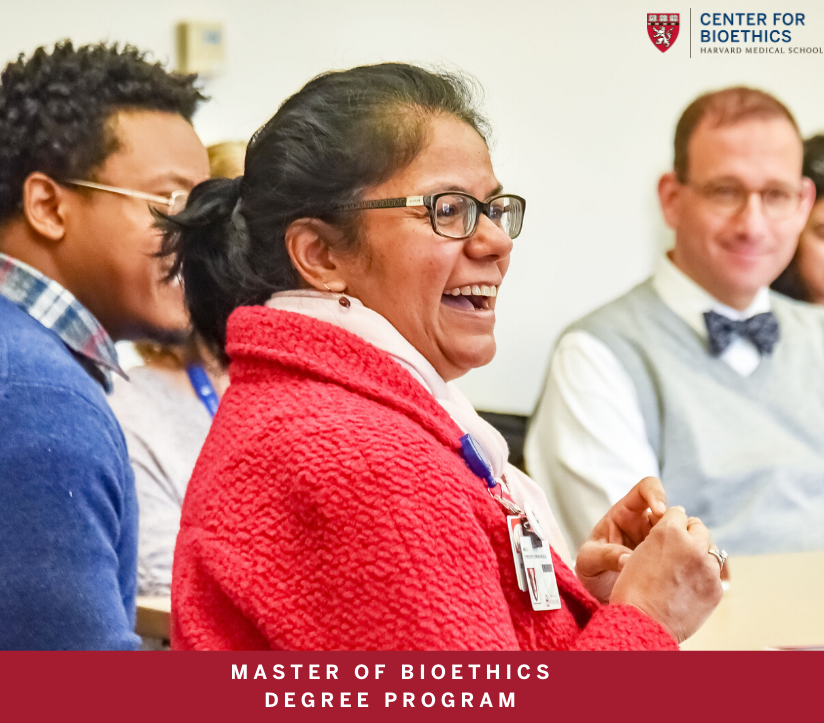 Master of Bioethics Program